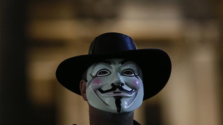 Anonymous filtra datos de 5.400 agentes policiales españoles