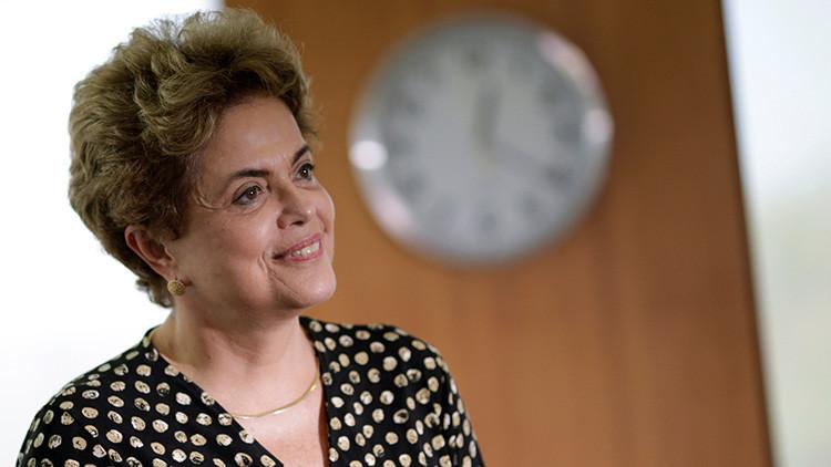 """""""Hay una enorme posibilidad de que Dilma vuelva al poder"""""""