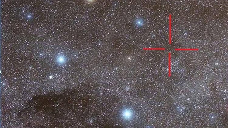 Estudiantes argentinos descubren estrellas variables en la Cruz del Sur