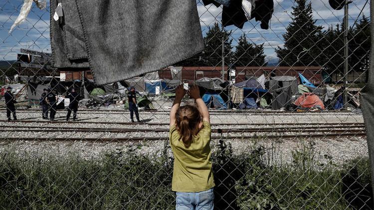 """""""Grecia gasta todo el dinero recibido de la UE para hacer frente a la crisis migratoria"""""""