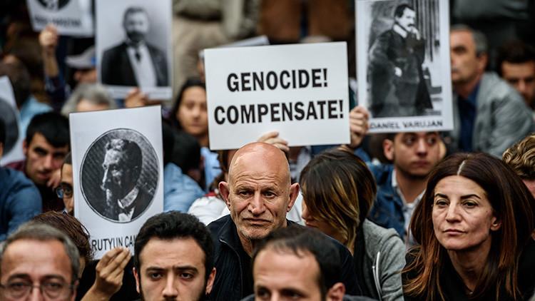 ¿Prueba a la amistad?: Alemania vota una moción sobre el genocidio armenio pese a la presión Turquía