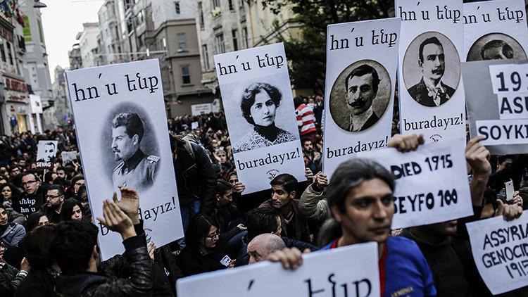 El Parlamento alemán reconoce el genocidio armenio pese a la presión de Turquía