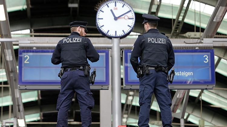 Alemania detiene a 3 sirios vinculados al EI por planear un supuesto ataque terrorista en Dusseldorf
