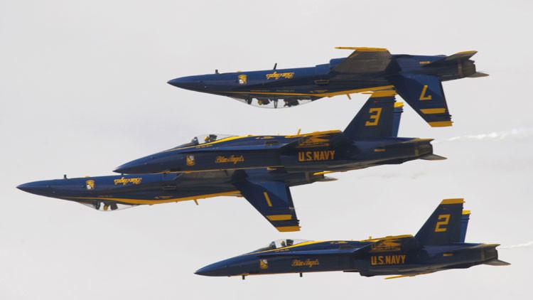 Un segundo avión militar cae en Estados Unidos en pocas horas