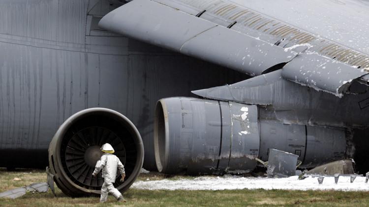 Ola de accidentes de aviones militares en EE.UU.: ¿Qué sucede con la Fuerza Aérea del país?