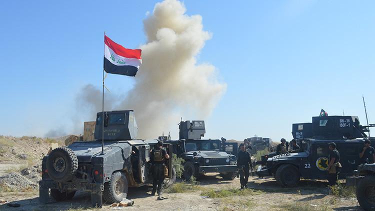 Video: La Fuerza Aérea iraquí bombardea las guaridas del Estado Islámico en Faluya