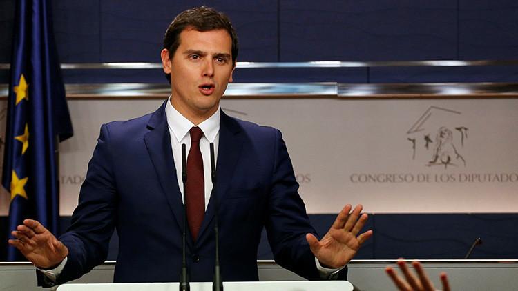 Albert Rivera, invitado a participar en la reunión del 'gobierno del mundo en la sombra'