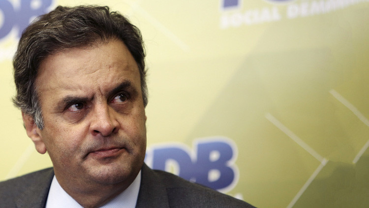 Brasil: el opositor Aecio Neves vuelve a ser investigado por corrupción