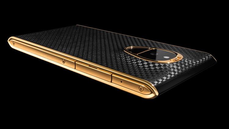 """Llega el 'Rolls Royce de los smartphones': el móvil """"más seguro"""" del mundo cuesta 17.000 dólares"""