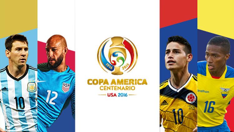Arranca en Estados Unidos la Copa América Centenario