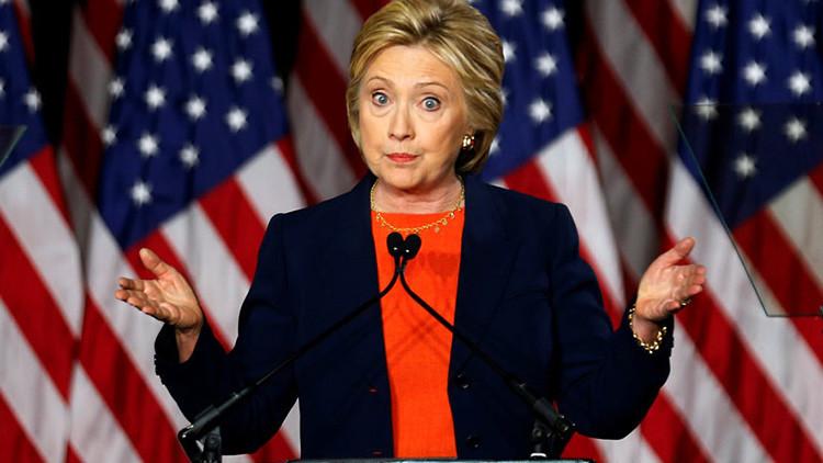 """¿Se equivocó Hillary Clinton al no mencionar el """"desastre"""" de su política exterior en Libia y Siria?"""