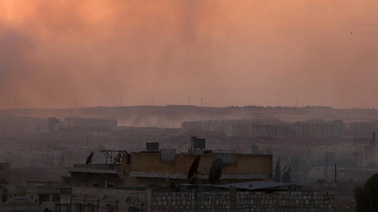 Decenas de muertos en Alepo tras un ataque masivo de artillería de frente Al Nusra