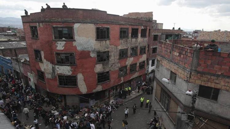 Una historia del 'Bronx': El enano de 17 años que iba 'de rumba' con niños travestidos en Bogotá