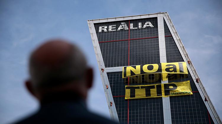 Litigios secretos entre corporaciones y Estados, ¿el mayor peligro que entraña el TTIP?