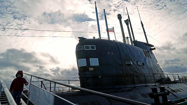 """La eficacia de los nuevos submarinos rusos alarma a EE.UU. ante """"la cuarta batalla por el Atlántico"""""""