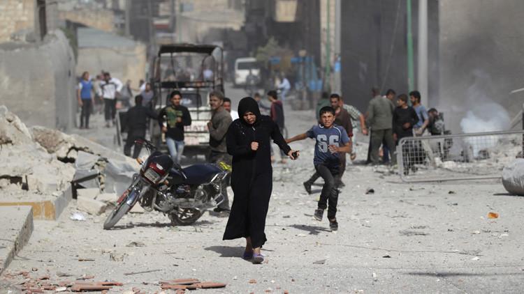 Ataques terroristas dejan más de 270 civiles muertos y cientos de heridos en Siria