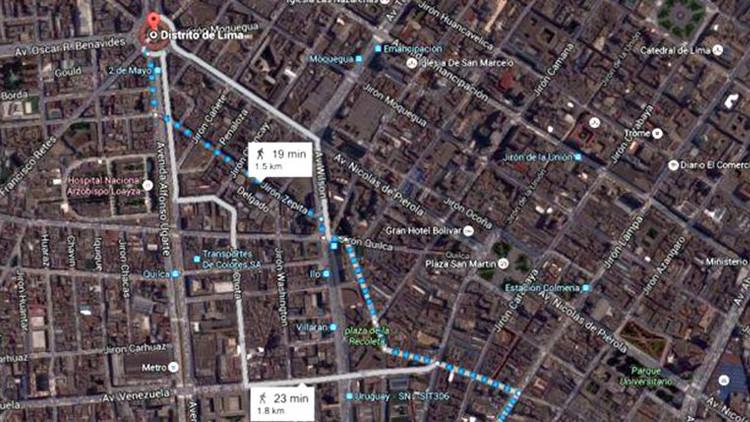 ¿Harto de que tus amigos lleguen tarde? Google Maps permitirá saber dónde se encuentran exactamente