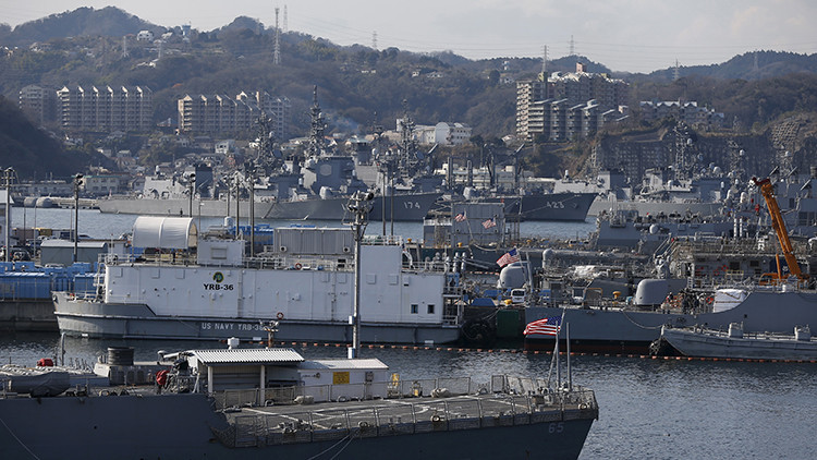 Arrestan a una marinera estadounidense en Japón por conducir embriagada y lesionar a dos personas