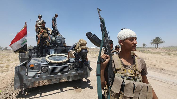 """El comandante iraquí que encabeza los combates en Faluya: """"EE.UU. apoya al Estado Islámico"""""""