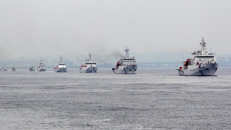 Francia presionará a la UE para coordinar patrullas en el mar de la China Meridional