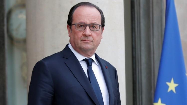 """Presidente de Francia: """"Existe amenaza de atentado en la Eurocopa"""""""