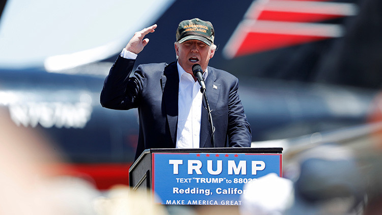"""""""No pudo haberse hecho peor"""": Trump critica la intervención en Libia que acabó con Gadafi"""