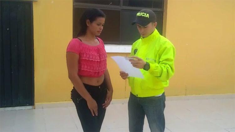 Detienen en Colombia a 'La Diabla', la sicaria más temida de la banda criminal Clan Úsuga