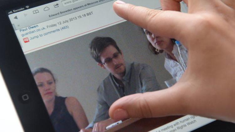 Snowden intentó informar a la NSA sus preocupaciones sobre la vigilancia