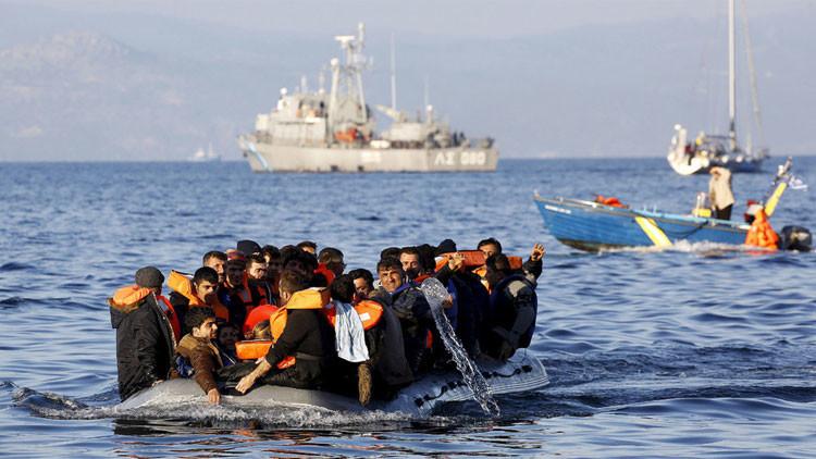 El ministro de Exteriores de Austria propone la devolución inmediata de migrantes