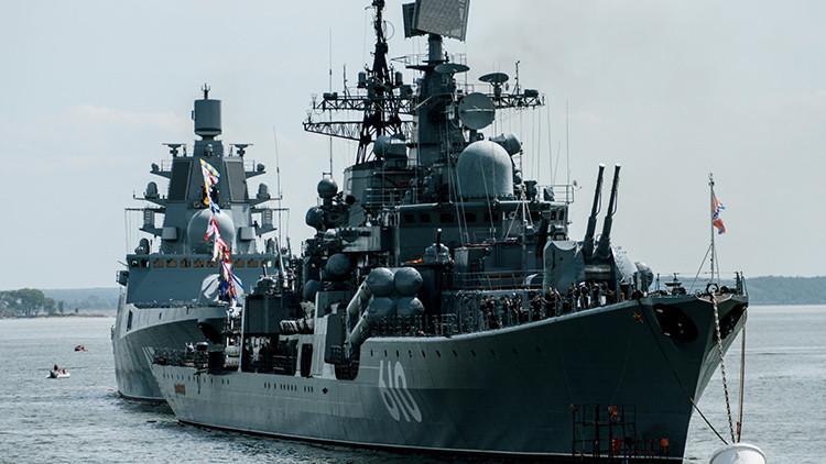 Nuclear, furtivo y armado con 200 misiles: así se perfila el futuro destructor de Rusia (fotos)