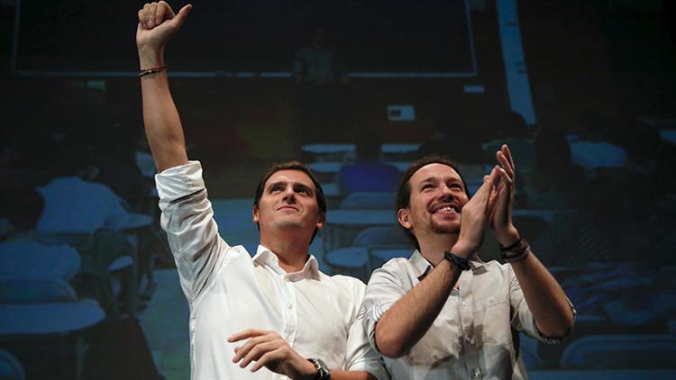 "Iglesias a Rivera: ""Te veo demasiado intenso últimamente, bro"""
