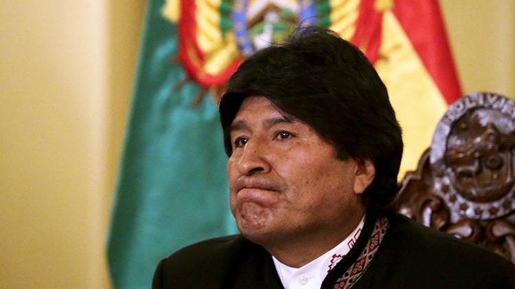 Los indicios que demuestran que EE.UU. se prepara para desalojar del poder al presidente Morales