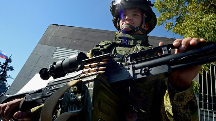 Así será el nuevo rifle superligero de las Fuerzas Especiales rusas