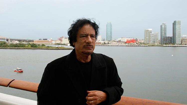 Donald Trump revela el negocio con Gaddafi que le hizo ganar mucho dinero