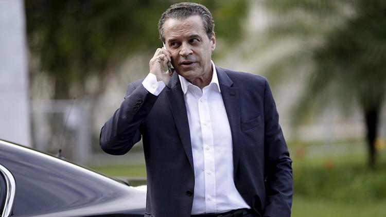 Otro ministro del Gobierno de Temer es salpicado por el caso Petrobras