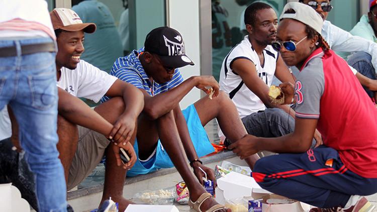 Más de la mitad de la población de Catar vive en 'campos de trabajo'