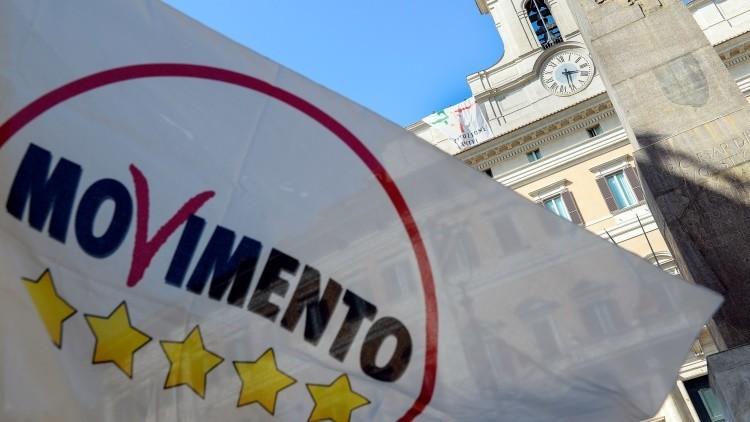 """Movimiento Cinco Estrellas, """"el único partido cercano a los ciudadanos"""" coge fuerza en Europa"""