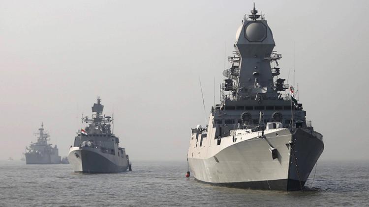 Así reescribe la India su estrategia en los mares