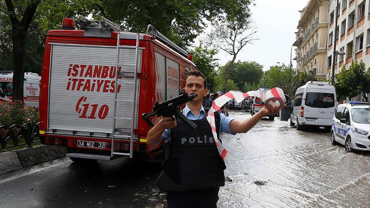 Las autoridades turcas prohíben la cobertura mediática de los ataques terroristas de Estambul