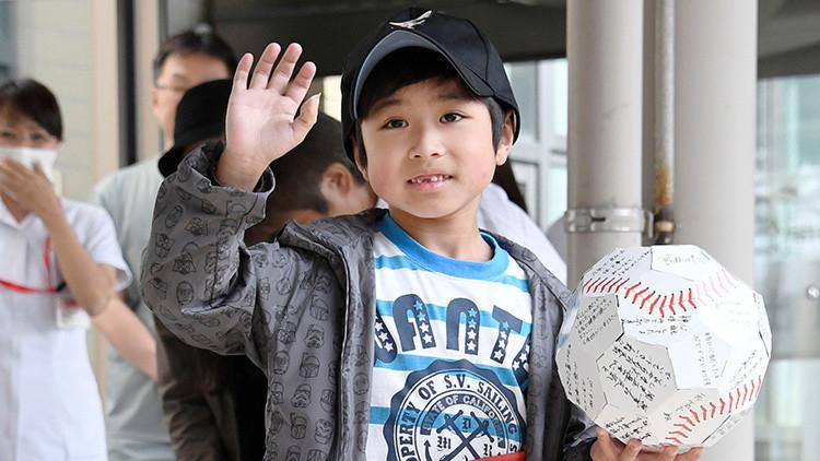 """""""Eres un buen padre"""": el niño japonés abandonado en un bosque perdona a su familia"""