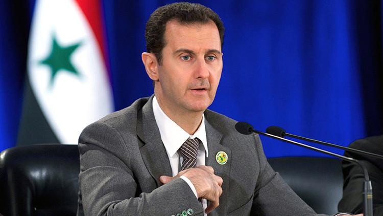 """Assad: """"El alto el fuego ayudó a detener el derramamiento de sangre y a liberar Palmira"""""""