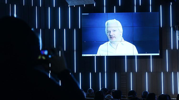 """Assange: """"Google tiene una enorme influencia en la campaña electoral de EE.UU."""""""
