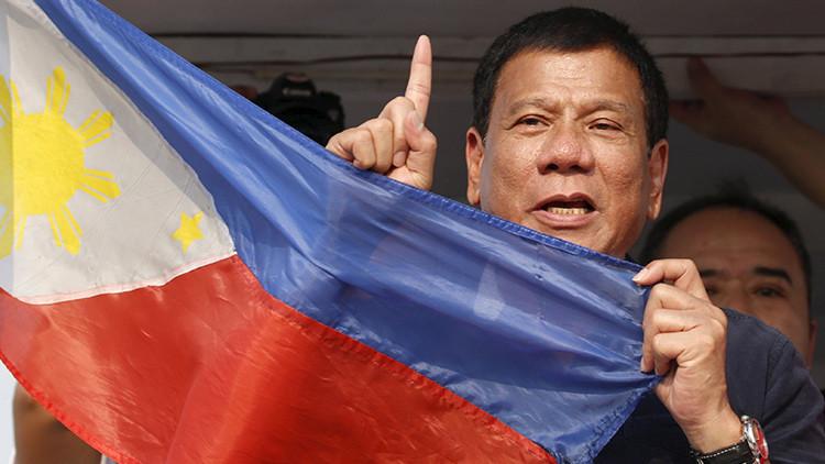 Así es el Trump asiático: controvertidas declaraciones del recién elegido presidente de Filipinas