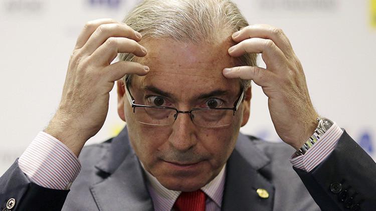 Contra las cuerdas: la Fiscalía brasileña solicita cárcel para el promotor del 'impeachment' a Dilma