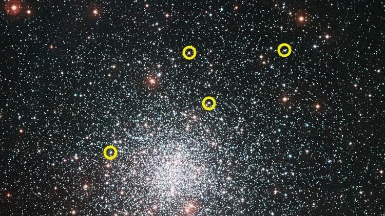 Música cósmica: así suenan las estrellas más antiguas de la Vía Láctea