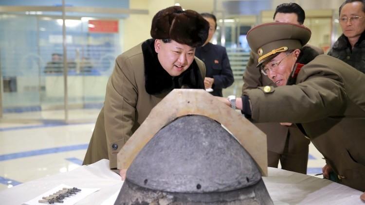 """Corea del Norte afirma producir más armas nucleares """"modernas y diversas"""""""