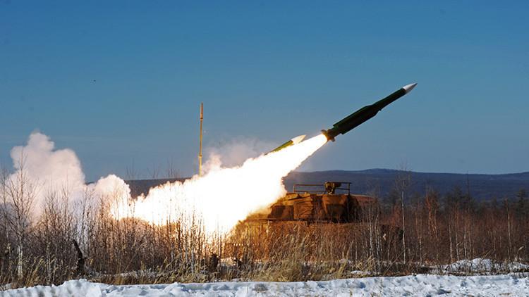 Publican fotografías de la maqueta del nuevo sistema antimisiles ruso S-500