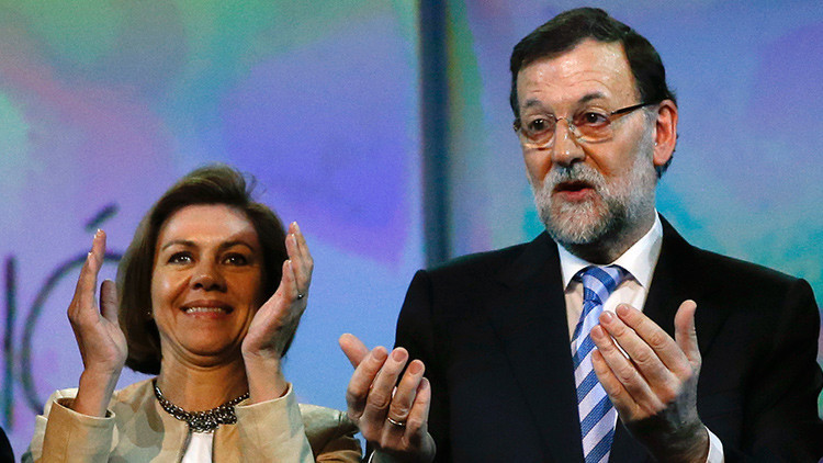El PP de España exhibe el flamante arreglo 'latino' de su himno para la campaña electoral (video)