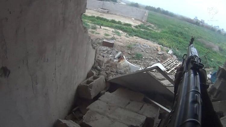 No es un videojuego, es real: el Estado Islámico graba con una GoPro enfrentamientos en Irak (video)