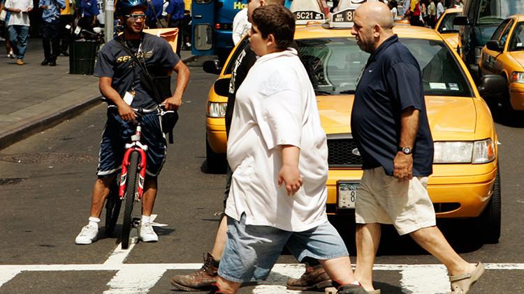 La 'epidemia' de obesidad que afecta a EE.UU. llega a cifras alarmantes